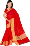 Richa Plain Fashion Kota Cotton Saree (R...