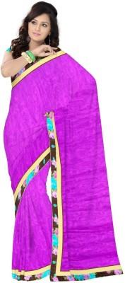 Vatsal Silk Mills Printed Daily Wear Marble Padding Sari