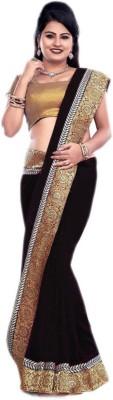 Shraddha Fashion Embriodered Bollywood Pure Chiffon Sari