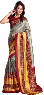 Sonal Trendz Self Design Fashion Banarasi Silk Sari