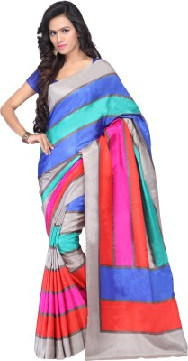 Shree Parmeshwari Graphic Print Daily Wear Art Silk Sari