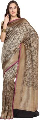 Fabroop Woven Banarasi Handloom Pure Silk Sari