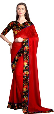Esaree Embellished Bollywood Georgette Sari