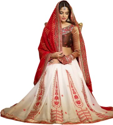 Roopleela Printed Bollywood Dupion Silk Sari