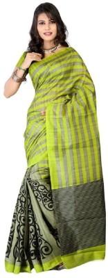 Pari Fashion Printed Bhagalpuri Cotton Sari