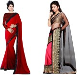 Tulsi Nx Solid, Embroidered Bollywood Ch...