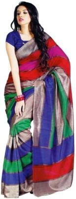 Shayon Printed Bhagalpuri Pure Georgette Sari