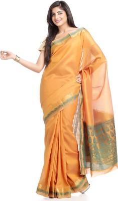 Aapno Rajasthan Self Design Bhagalpuri Art Silk Sari