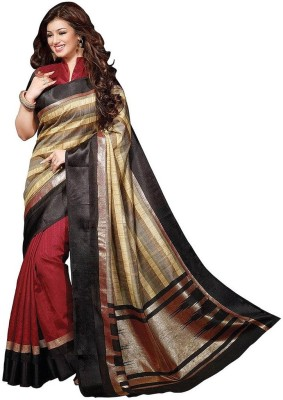 Rashmi Creation Printed Bollywood Art Silk Sari