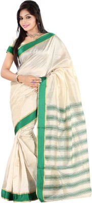 VardhitaFashion Self Design Assam Silk Silk Cotton Blend Sari