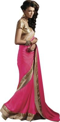 Kaali Fashion Self Design Fashion Jacquard Sari