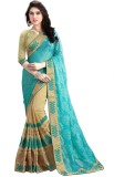Om Shantam Sarees Embroidered, Self Desi...