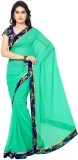 Anugrah Textile Solid Bollywood Georgett...