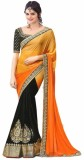 ambe fashion Embroidered Bollywood Georg...
