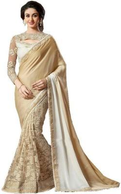 onlinefayda Self Design Fashion Viscose Sari