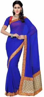 Deepika Saree Embellished Bollywood Chiffon Sari