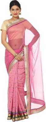 Kajal New Collection Embriodered Fashion Net Sari