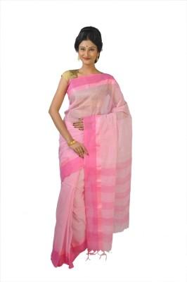 Satarupa Embriodered Jamdani Handloom Cotton Sari