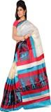 Sanju Sarees Printed Fashion Art Silk Sa...
