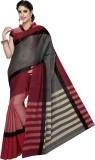 Dhammanagi Striped Daily Wear Handloom C...
