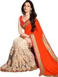 Shrada Designs & Fashions Self Design Fa...