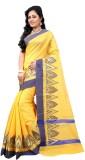 Vishala Fashion Printed Banarasi Cotton ...