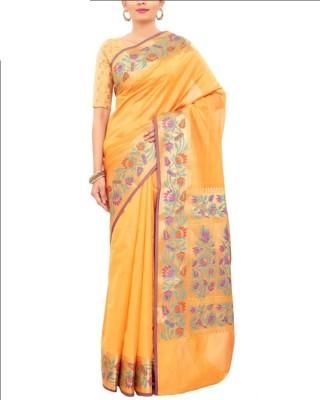 SSPK Woven Banarasi Banarasi Silk Sari