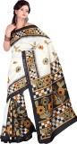 Adah Fashions Floral Print Fashion Silk ...