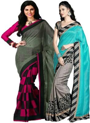 Kesar Sarees Printed Daily Wear Cotton Sari