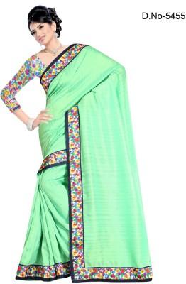 F3 Fashion Self Design Fashion Khadi Sari