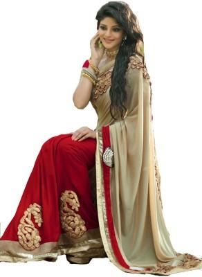 Darkroom Embriodered Bollywood Georgette Sari