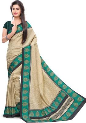AJS Paisley, Polka Print, Geometric Print, Striped, Printed Fashion Art Silk Sari
