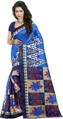 Sweta Saree Self Design Bhagalpuri Khadi Sari