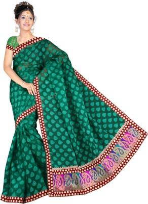 RDFAB Self Design Daily Wear Net Sari