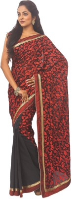 Zorbain Style Self Design Fashion Silk Sari