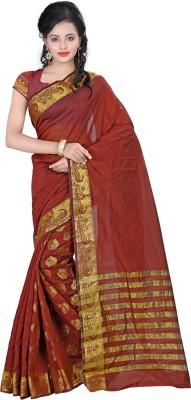 Livaaz Self Design Banarasi Banarasi Silk Sari
