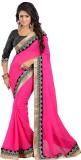 Shree Plus Checkered Bollywood Georgette...