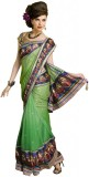 MAHOTSAV Self Design Fashion Georgette, ...