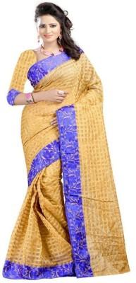 Indian Pahnaav Embellished Chettinadu Cotton Sari