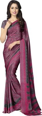 Cutie Fashion Printed Fashion Silk Sari