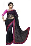 Ridhi Sidhi Self Design, Embriodered Fas...