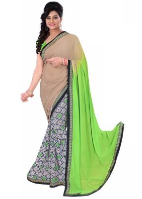 Pari Fashion Printed Bollywood Georgette Sari