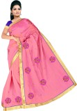 Richa Embriodered Fashion Cotton Sari