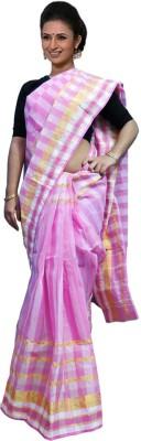 Mithila Woven Tant Handloom Cotton Sari