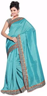 Mathura Self Design Paithani Polycotton Sari