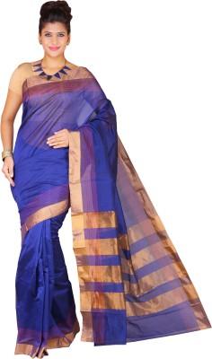 Kaatru Solid Rasipuram Cotton Sari