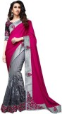 Indian Pahnaav Embroidered Bollywood Geo...