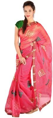 Great Art Printed Fashion Net Sari