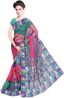 Arohee Embriodered Bollywood Chiffon Sari