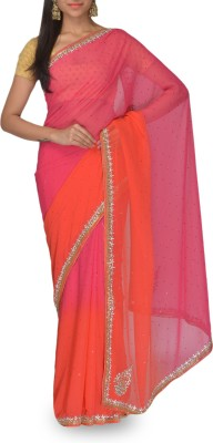 Nilanjana Embriodered Bollywood Chiffon Sari